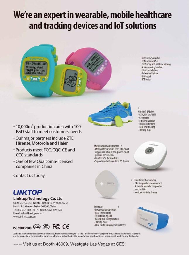 Linktop-2015CES(1)