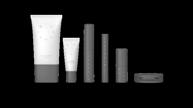 Stowaway Cosmetics Lineup