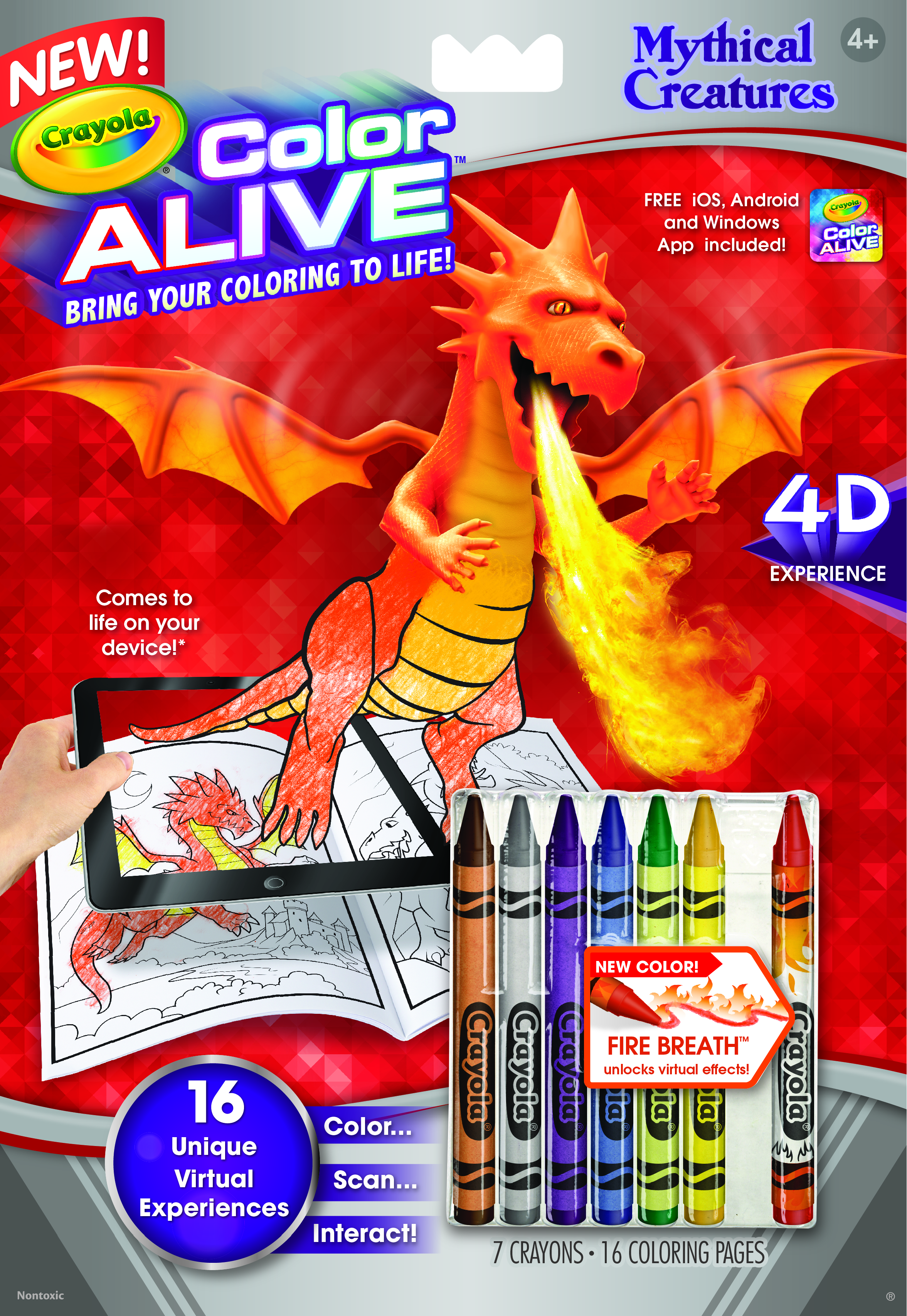 New Products from Crayola Bring