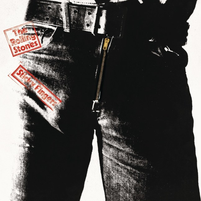 Universal Music Enterprises - Sticky Fingers 2015 Packshot: Rolling Stones' 'Sticky Fingers' Reissue Released on May 26, 2015, (Original CD, Deluxe, Deluxe Edition Boxset, Super Deluxe Edition Boxset, Original LP, Deluxe Double LP Set, Deluxe Double LP Set-Limited Edition Spanish Cover, Digital Downloads) (PRNewsFoto/Universal Music Enterprises)