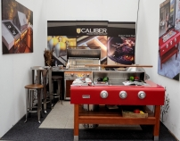 Caliber at the 2014 Architectural Digest Home Design Show