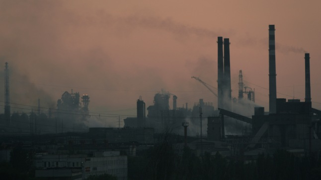 Mariupol, Ukraine 2013 Cinematographer: John Pope