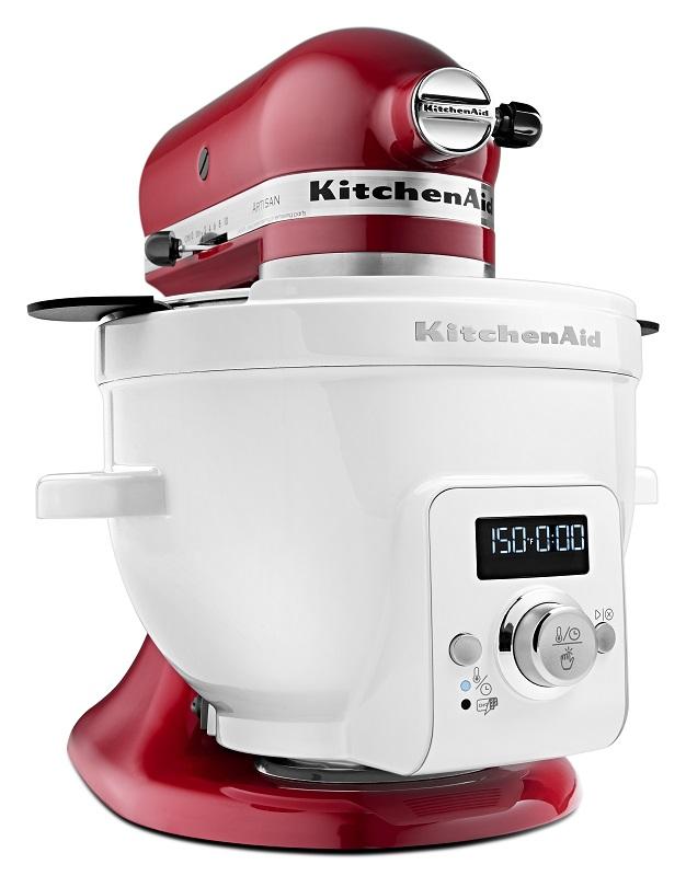 KitchenAid Precision Heat Mixing Bowl - Tilt-Head Stand Mixer