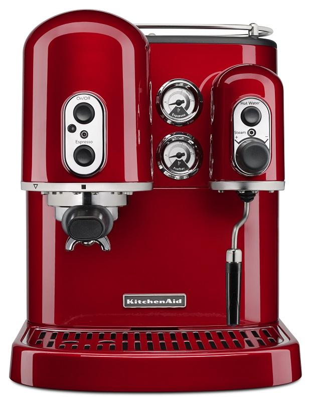 KitchenAid Pro Line Series Manual Espresso - Empire Red