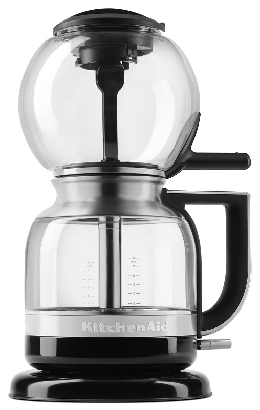 KitchenAid Siphon Coffee Brewer - Onyx Black