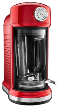 KitchenAid Magnetic Drive Torrent Blender, Candy Apple Red