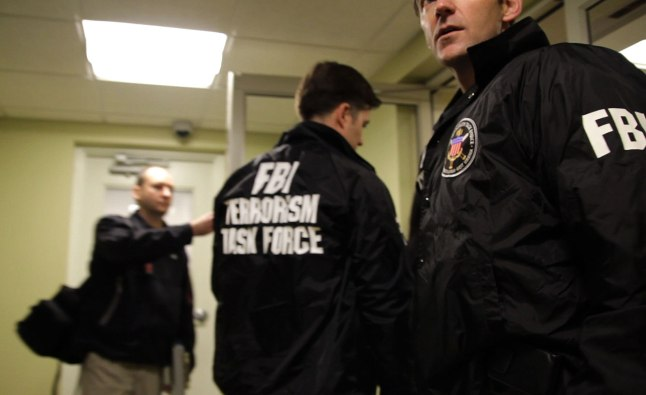 The FBI has arrested over 500 individuals since 9/11 in terror-related cases. More than half of those cases involved the use of an informant. (photographer credit: David Felix Sutcliffe)
