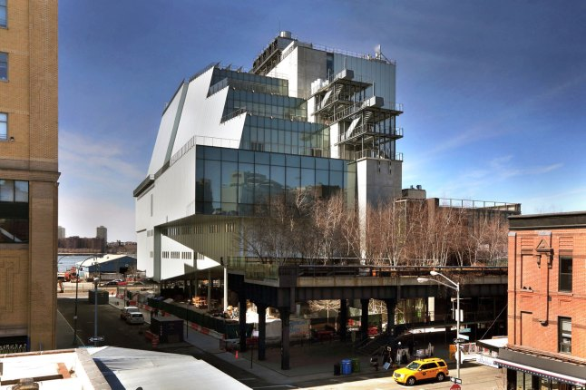 Whitney Museum of American Art. Photograph by Ed Lederman