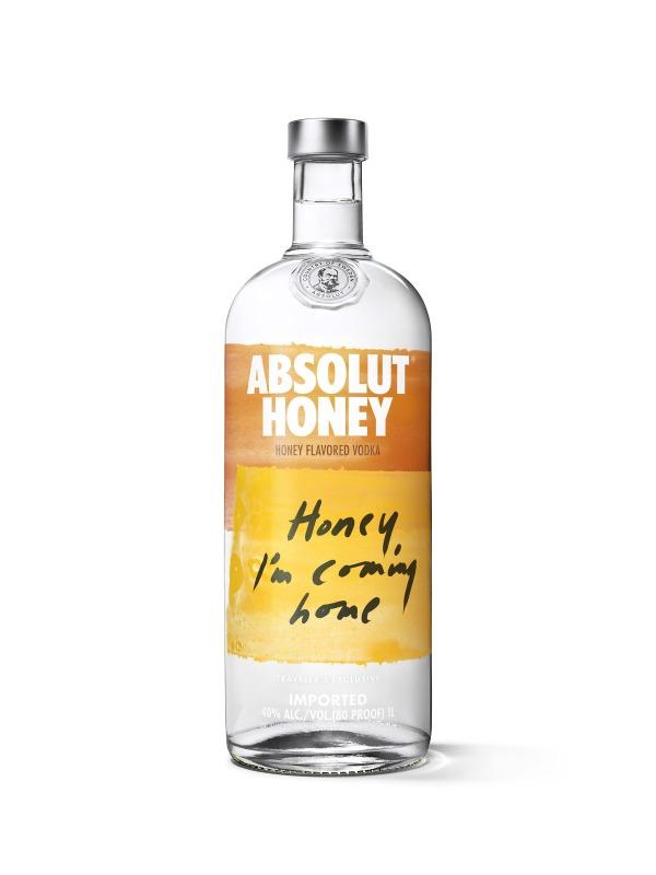 Absolut Honey