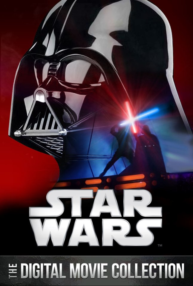 The STAR WARS Digital Movie Collection Available for the First Time Ever April 10th. © Lucasfilm Ltd. & TM. All Rights Reserved.
