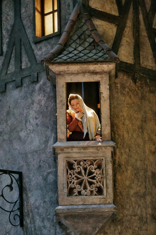 Great Performances at the Met: Die Meistersinger von Nürnberg: Karen Cargill as Magdalene in Wagner's Die Meistersinger von Nürnberg. Photo: Ken Howard/Metropolitan Opera
