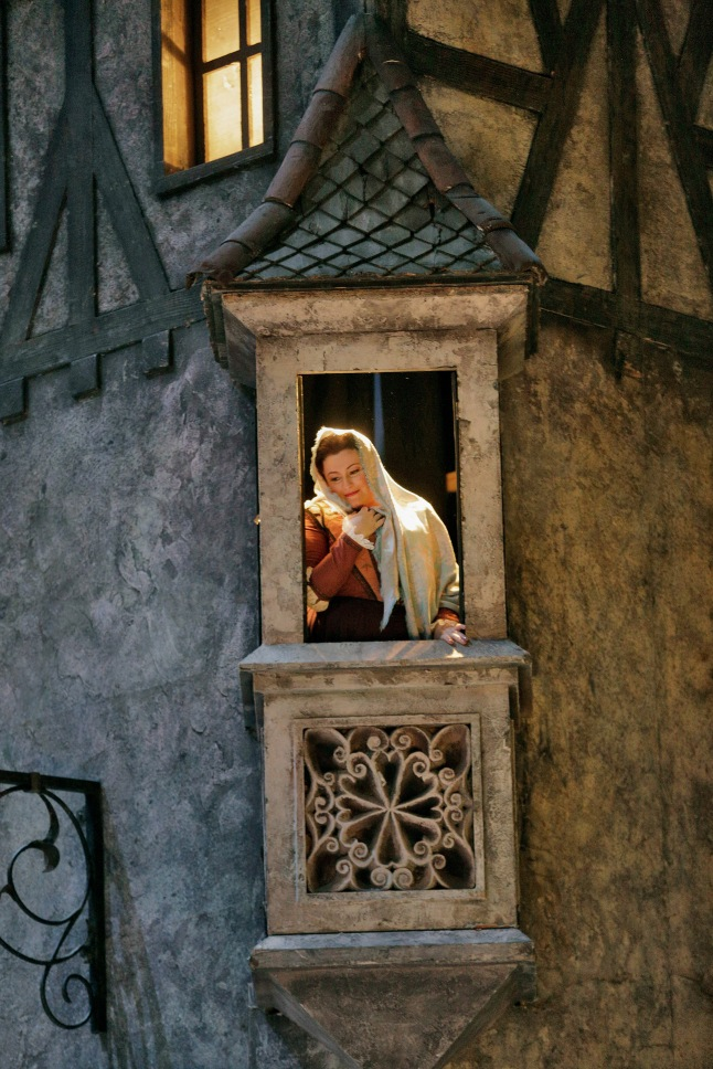 Great Performances at the Met: Die Meistersinger von Nürnberg: Karen Cargill as Magdalene in Wagner's Die Meistersinger von Nürnberg. Photo: Ken Howard/Metropolitan Opera