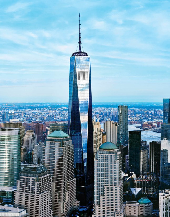 One World Observatory Opening May 29, 2015 (PRNewsFoto/One World Observatory)