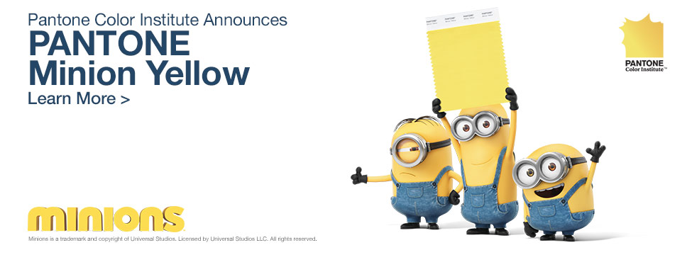 Pantone-Minion-Yellow-Home