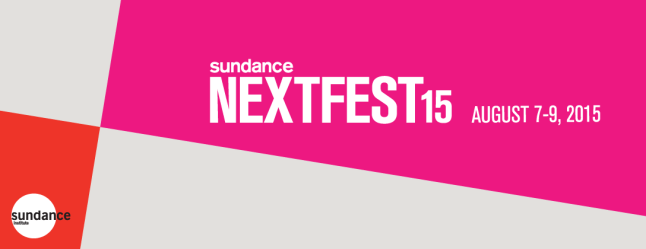 Sundance NEXT FEST Logo. Courtesy of Sundance Institute