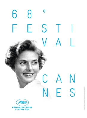 The official poster of the 2015 Cannes Film Festival