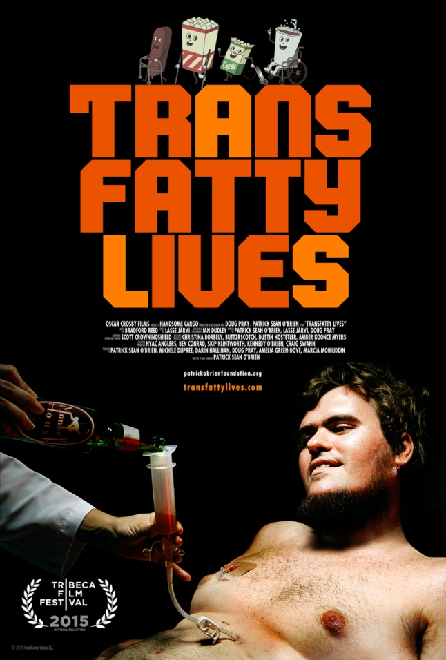 Official Poster for TransFatty Lives