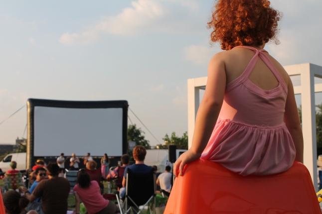 Rooftop Films Socrates Sculpture Park