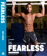 Josh on the cover of FEARLESS: Portraits of LGBT Student Athletes, a photography book and personal memoir by American artist Jeff Sheng. (Photo Credit: Jeff Sheng/www.jeffsheng.com)
