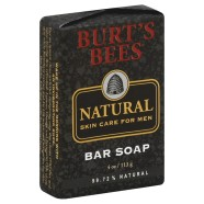 Burt's Bees' Natural Skin Care for Men Bar Soap
