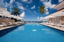 Infinity Pool at The BodyHoliday Spa Resort (Photo courtesy of The BodyHoliday)