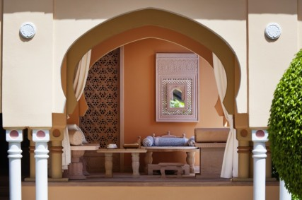 The Pavitra Ayurvedic Centre at The BodyHoliday Spa Resort. (Photo courtesy of The BodyHoliday)