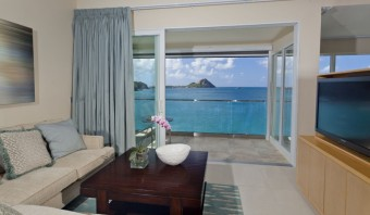 The Penthouse Suite at The BodyHoliday Spa Resort. (Photo courtesy of The BodyHoliday)