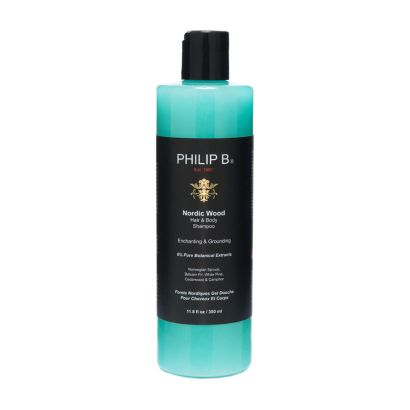 Philip B Nordic Wood Hair and Body Shampoo