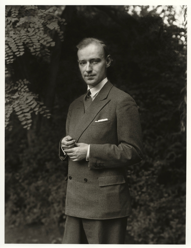 August Sander, German, 1876–1964 Publisher [Kurt Neven DuMont], 1933 from People of the 20th Century: The Businessman Gelatin silver print, 10 3/16 × 7 3/8″ (25.8 × 18.7 cm) The Museum of Modern Art, New York Acquired through the generosity of the Sander family