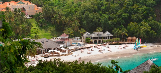 The BodyHoliday Resort Spa in St. Lucia (Photo courtesy of The BodyHoliday)