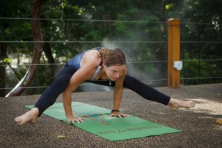 Yoga Retreat at The BodyHolida Spa Resort. (Photo courtesy of The BodyHoliday)