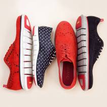 ZeroGrand Shoes that Matches the Summer Fireworks (www.facebook.com/colehaan)