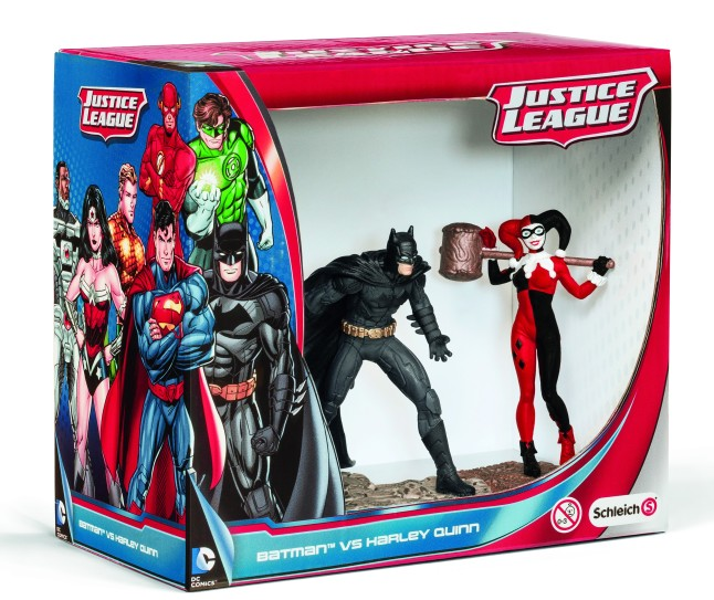 BATMAN™ vs Harley Quinn from Schleich®