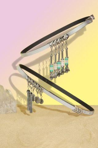Silver Belts
