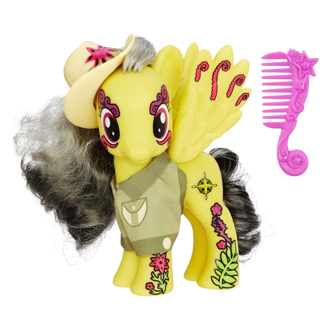 MY LITTLE PONY  DARING DO DAZZLE out of package) from Hasbro®