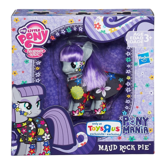 MY LITTLE PONY MAUD ROCK PIE™ from Hasbro®