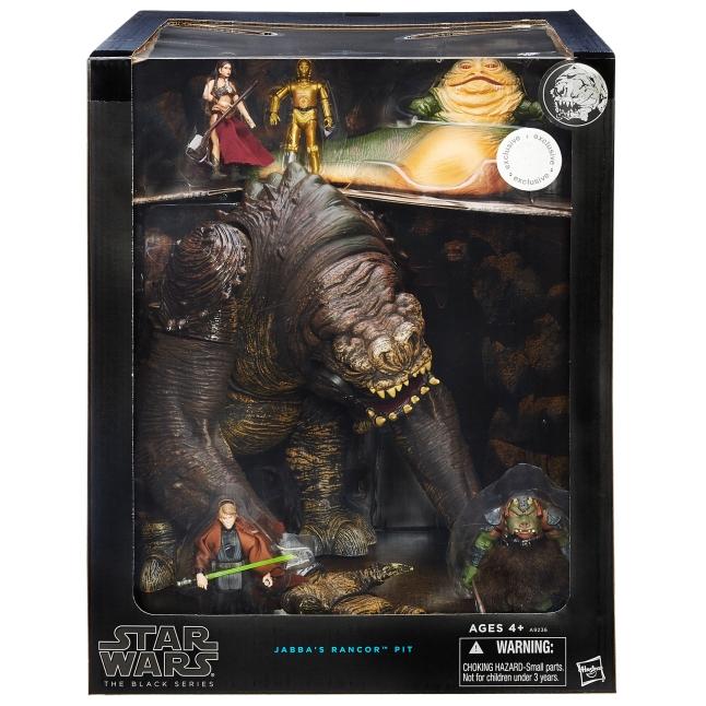 Star Wars™ The Black Series Jabba's Rancor™ Pit from Hasbro®