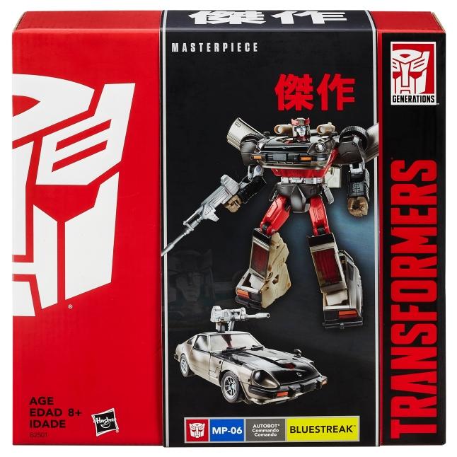 TRANSFORMERS Masterpiece Bluestreak from Hasbro®