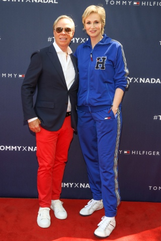 Tommy Hilfiger, Jane Lynch