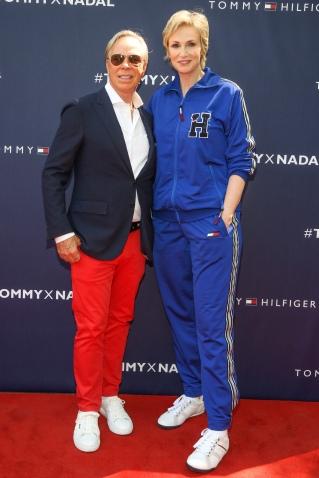 Tommy Hilfiger, Jane Lynch