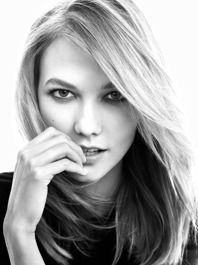 Karlie Kloss is not just a super model – she's a role model – and now she have partnered with her to be the face of the LTD Fall Collection and ambassador for the #MAKEYOURMARC program.