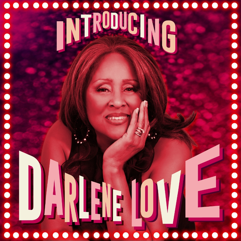 Long Awaited New Darlene Love Album 'Introducing Darlene Love' Available September 18 (PRNewsFoto/Columbia Records)