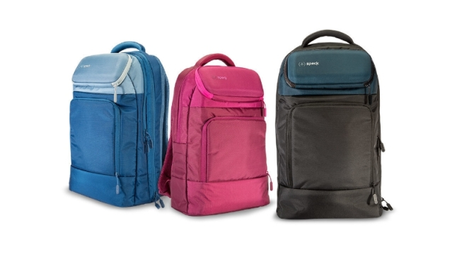 MightyPack is available in three colors. (PRNewsFoto/Speck Products)