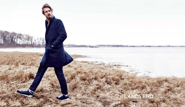 A Closer Look at the Land, Land's end new Fall Campaign