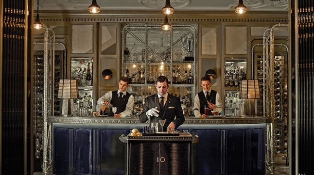 Best Bar: The Connaught (London, United Kingdom)