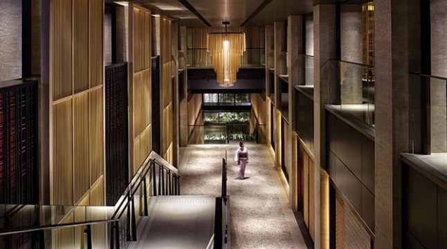 Best Design: The Ritz-Carlton, Kyoto (Kyoto, Japan)
