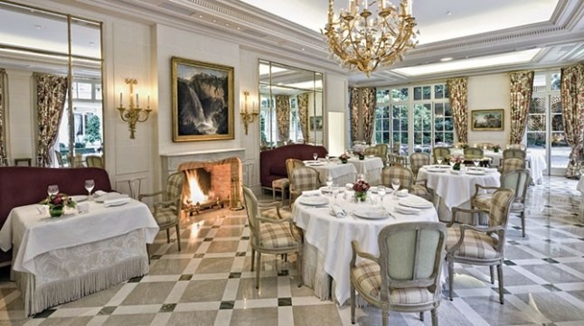 Best Restaurant: Epicure, Le Bristol Paris (Paris, France)