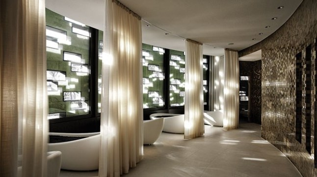 Best Spa: The Dolder Grand (Zurich, Switzerland)