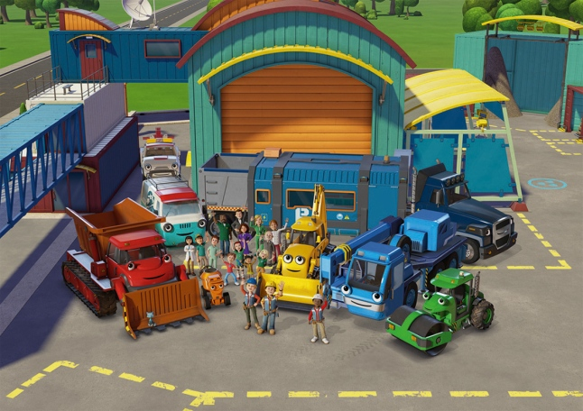 Bob The Builder and Group