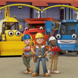 Bob The Builder and the Team